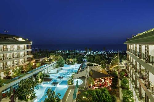 Sensimar Side Resort Hotel transfer