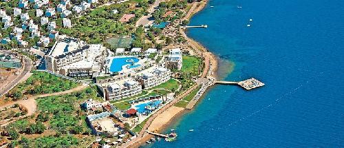 Hotel Baia Bodrum transfer