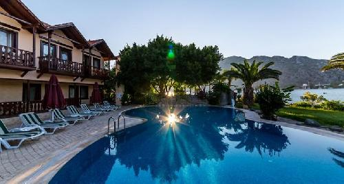 Palmetto Resort Hotel transfer