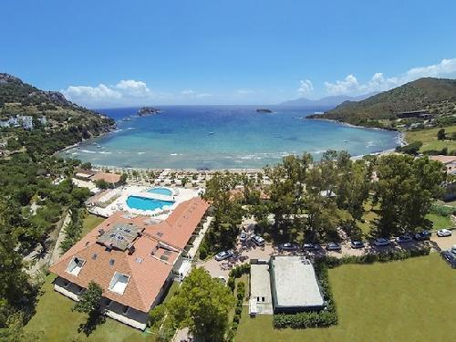 Palm Bay Beach Hotel transfer