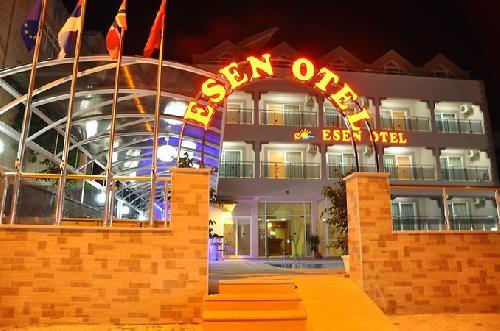 Esen Hotel transfer