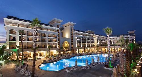 Alva Donna Exclusive Hotel Spa Bogazkent antalya havalimani transfer