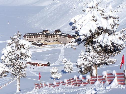 Sirene Davras Mountain Resort transfer