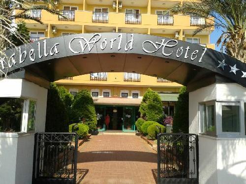 Arabella World Hotel transfer