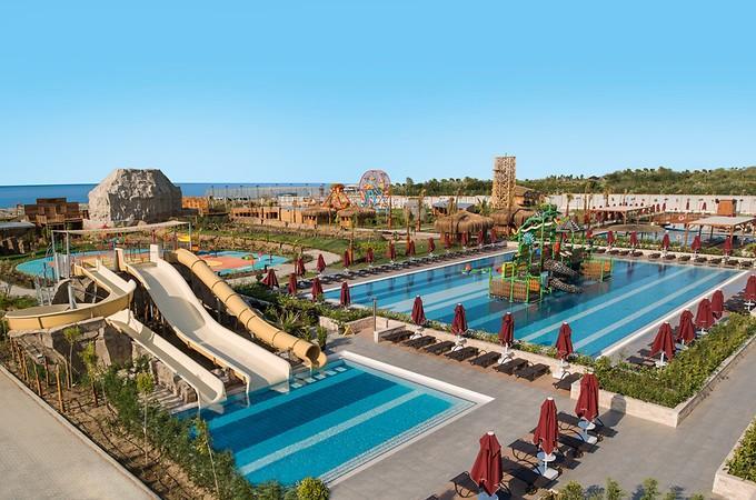 Aska Lara Resort Spa hotel transfer