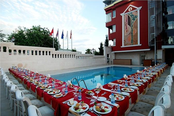 Bilem High Class Hotel transfers
