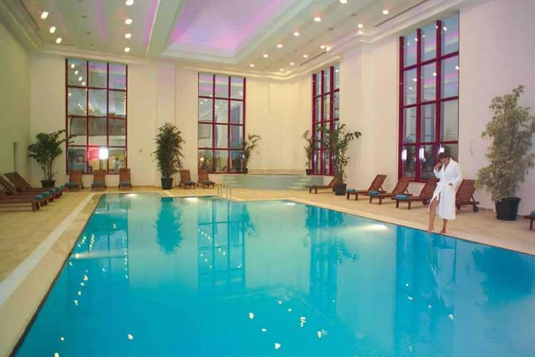 Club Hotel Sera transfer