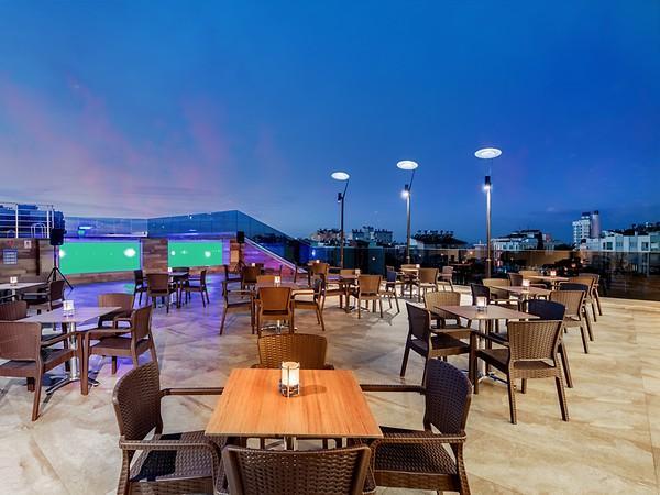 Holiday inn Antalya Lara transfer