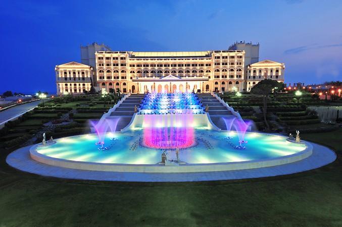 Mardan Palace transfer