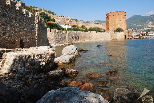 Historisches-Alanya-Schloss-touren