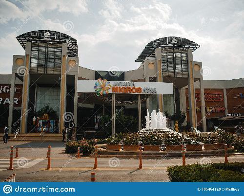 Shopping Antalya Migros tour