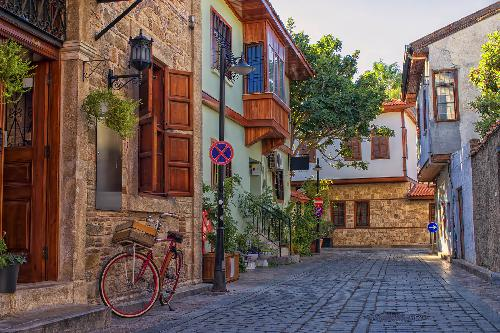 Historische Kaleiçi Houses Tour