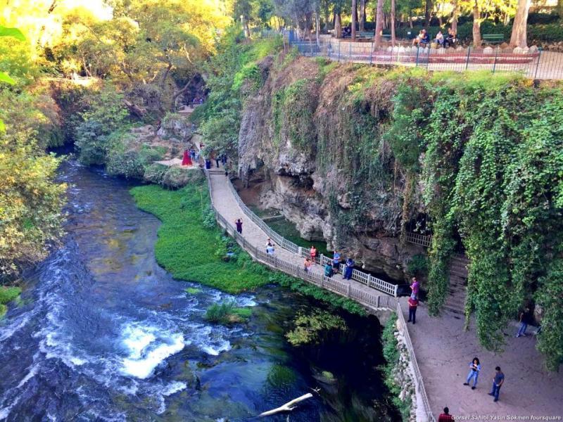 Waterfall Kepez Düden tour