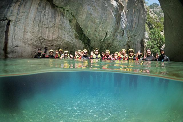 Canyon Goynuk tour
