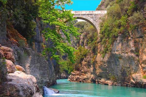 Canyon Köprülü Beşkonak tour