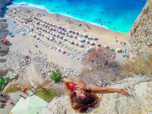 Beach Kaputaş tour