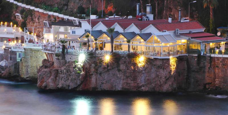 Restaurant Club Arma
