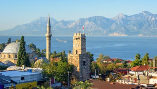 Historische Kaleiçi Clock Tower Tour