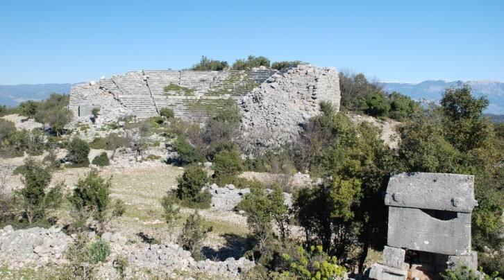 Historische Kyaneai Tour