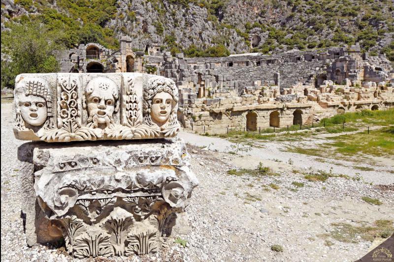 Historische Myra Tour