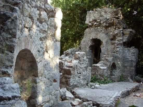 Historische Olympos Tour