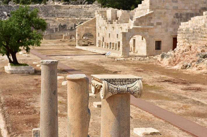 Historische Patara Tour