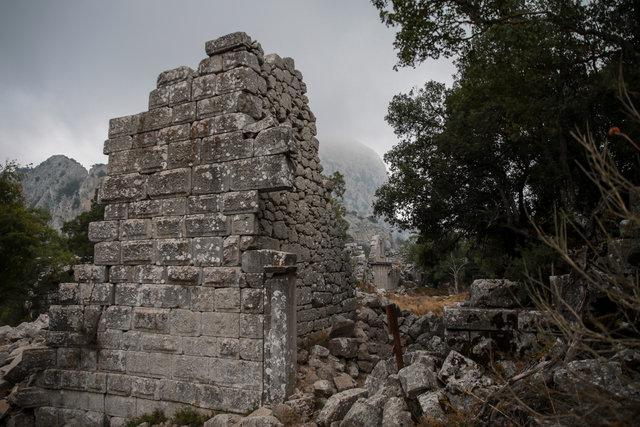 Historical Termessos tour