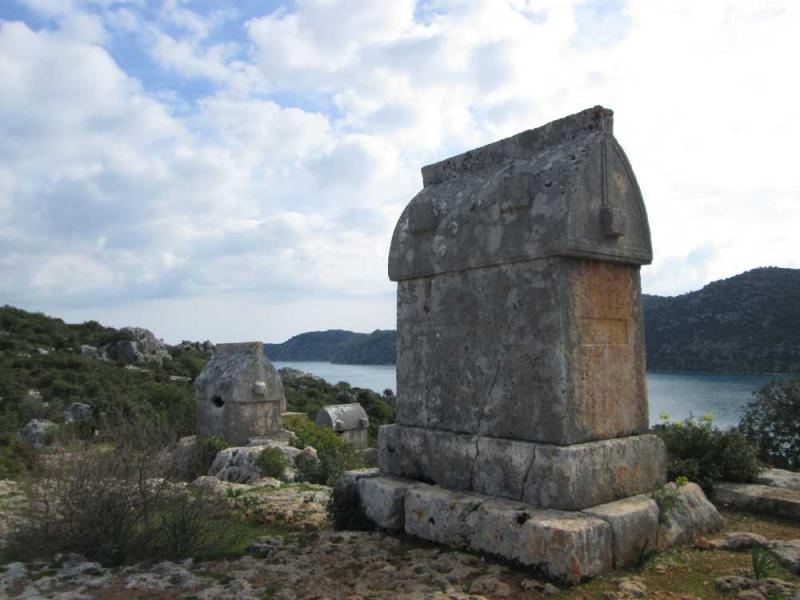 Historische Theimussa und Simena Tour
