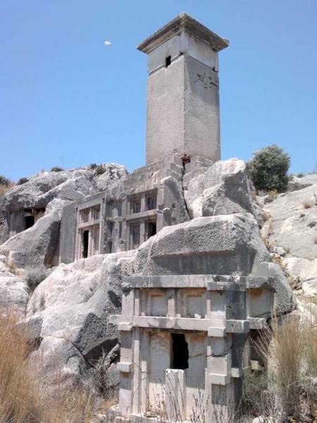Historische Xanthos Tour