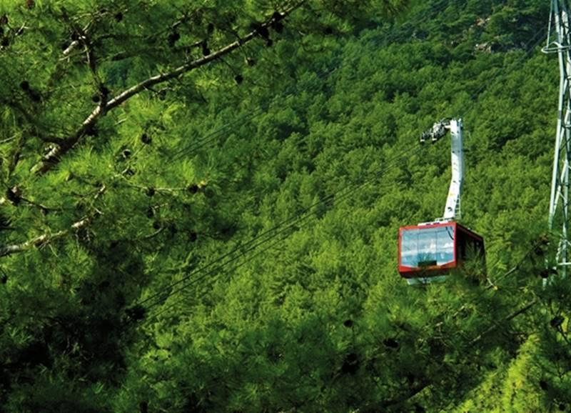 Cable car Tahtalı Olimpos tour